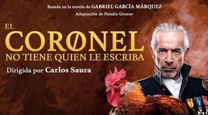 Crítica: El coronel no tiene quien le escriba, en el teatro Poliorama