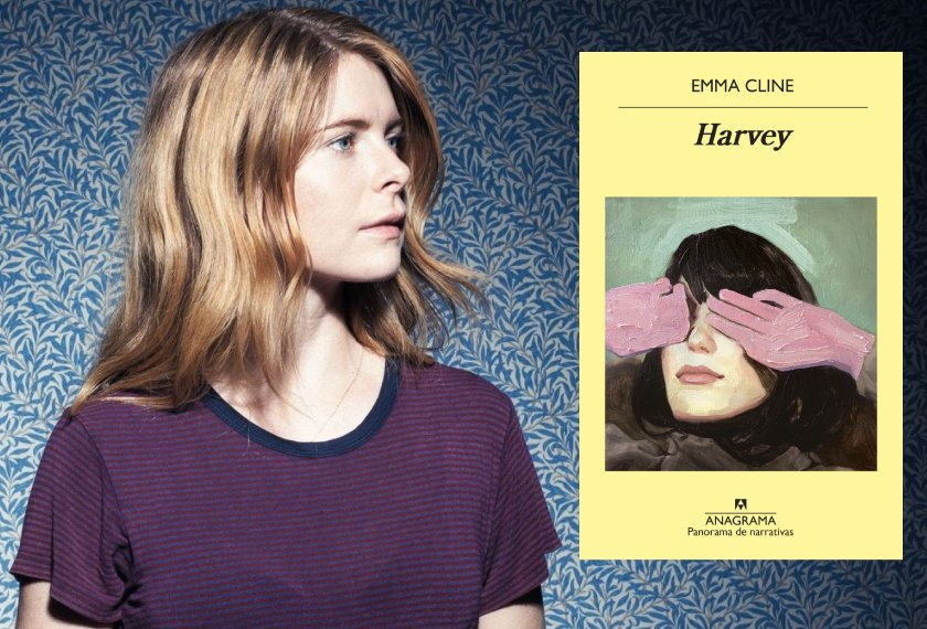 Harvey, Emma Cline (Anagrama, 2021)