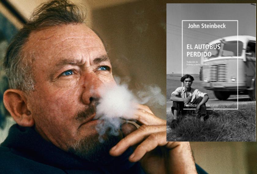 El autobús perdido, John Steinbeck (Nórdica, 2021)