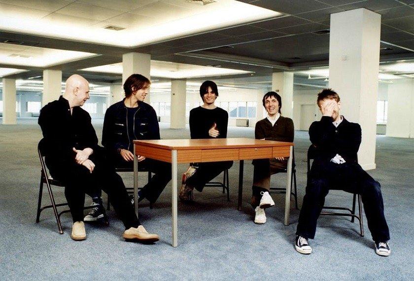Radiohead echan la vista atrás