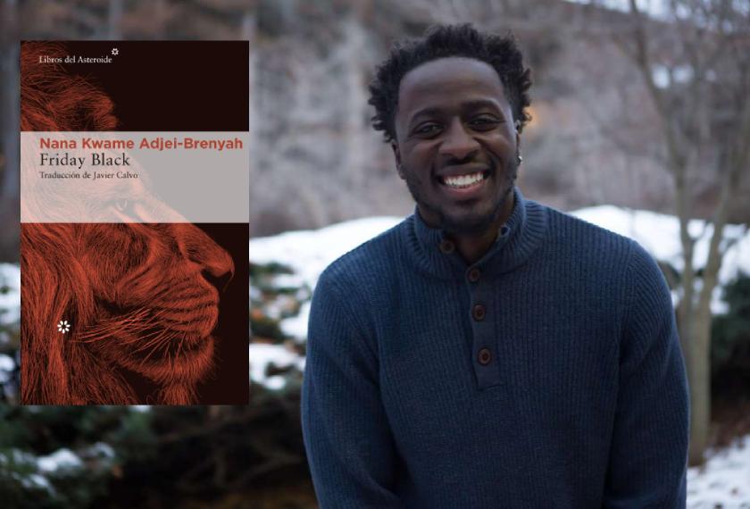 Friday Black, Nana Kwame Adjei-Brenyah (Libros del Asteroide, 2021)