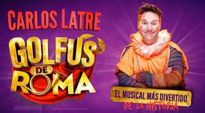 Crítica: Golfus de Roma, en el Teatro La Latina (Madrid)