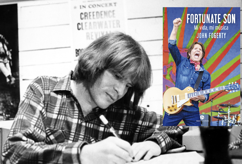 Fortunate Son. Mi vida, mi música, John Fogerty (Neo Person, 2021)